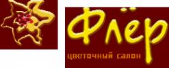 Логотип компании Флер