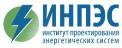 Логотип компании ИНПЭС