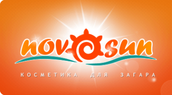 Логотип компании Ново-сан