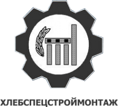 Логотип компании Хлебспецстроймонтаж