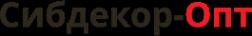 Логотип компании Сибдекор-опт