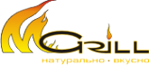 Логотип компании MGrill