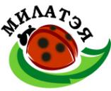 Логотип компании Милатэя