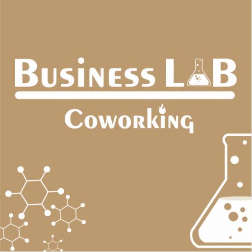 Логотип компании Business LAB