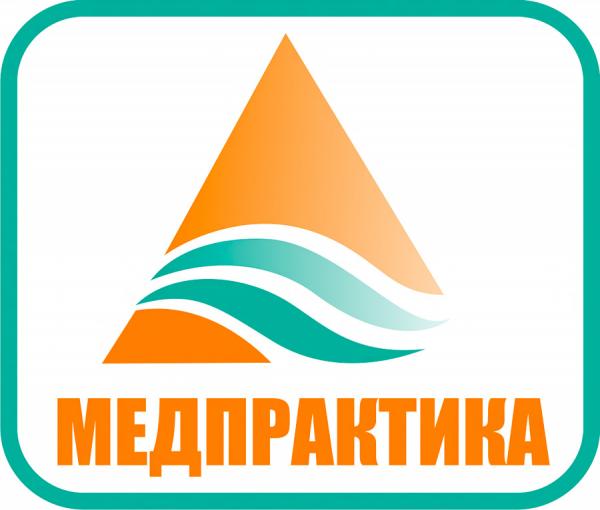 Логотип компании Медпрактика