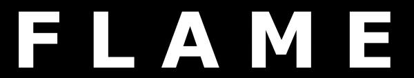 Логотип компании Digital - агентство FLAME