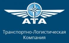 Логотип компании Авиационное Транспортное Агенство (АТА)