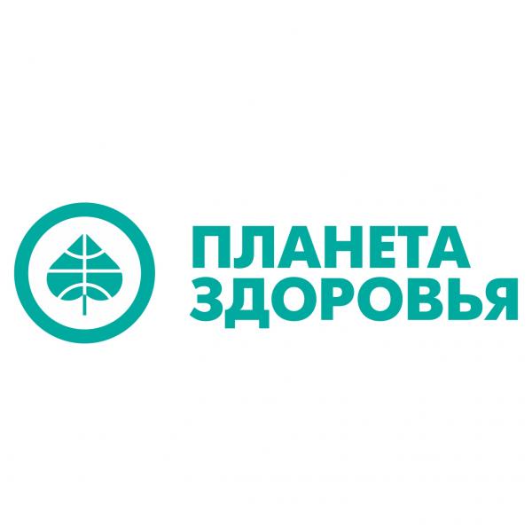 Логотип компании Аптека Планета Здоровья