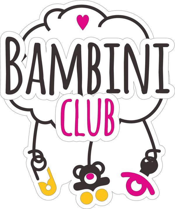 Логотип компании Частный детский сад Bambini-Club