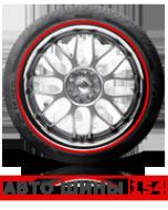 Логотип компании Авто шины154 компания по продаже шин дисков