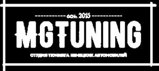 Логотип компании MG TUNING