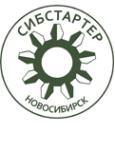 Логотип компании Сибстартер