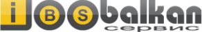 Логотип компании Балкан-сервис