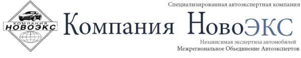 Логотип компании Новоэкс