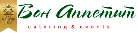 Логотип компании ОТ и ДО кейтеринг