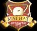 Логотип компании Магнат