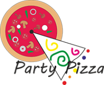 Логотип компании Пати Пицца