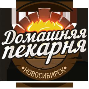 Логотип компании Домашняя пекарня служба доставки тортов