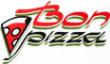 Логотип компании Бон Пицца