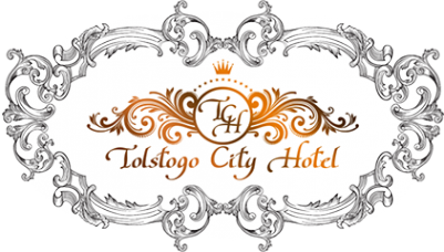 Логотип компании Tolstogo City Hotel