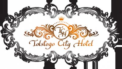 Логотип компании Tolstogo City Hotel
