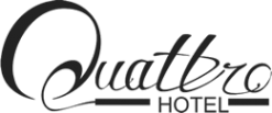 Логотип компании Quattro hotel