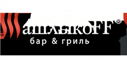 Логотип компании ШашлыкоFF
