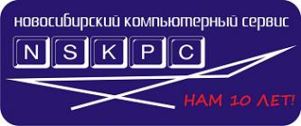Логотип компании NSKPC
