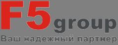 Логотип компании F5 group