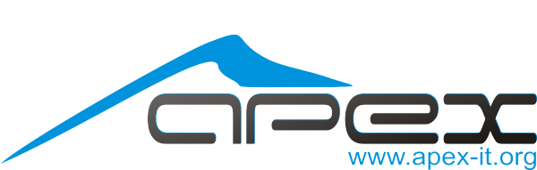 Логотип компании АПЕКС