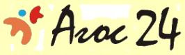 Логотип компании Агос24