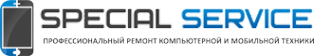 Логотип компании SPECIAL SERVICE