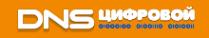 Логотип компании ДНС