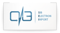 Логотип компании Сибэлектронимпорт