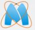 Логотип компании Микрон центр ремонта и продажи ноутбуков планшетов