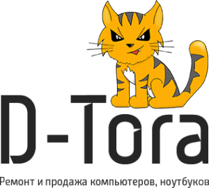 Логотип компании D-tora