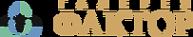 Логотип компании Галерея Фактор
