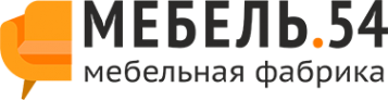 Логотип компании Мебель54