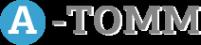 Логотип компании А-ТОММ