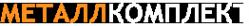 Логотип компании МЕТАЛЛКОМПЛЕКТ компания по продаже металлической мебели