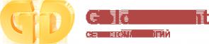 Логотип компании Голден Дент