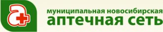 Логотип компании Муниципальная Новосибирская аптечная сеть