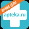 Логотип компании Аптека.ру