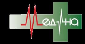 Логотип компании Медина+