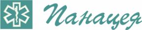 Логотип компании Панацея