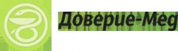 Логотип компании Доверие-Мед