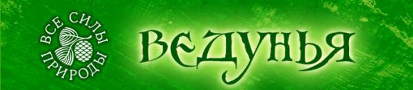 Логотип компании Ведунья