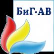 Логотип компании БиГ-АВ