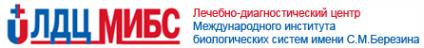 Логотип компании ЛДЦ МИБС-Новосибирск