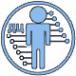 Логотип компании Государственный Новосибирский Областной Клинический Диагностический Центр